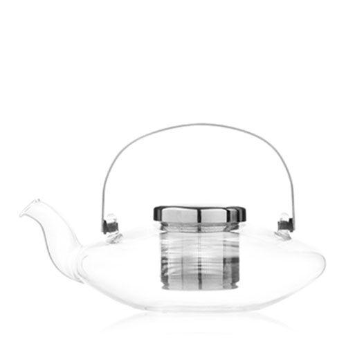 KUSMI TEA Théière Leaf en verre avec filtre 0,60L Kusmi Tea