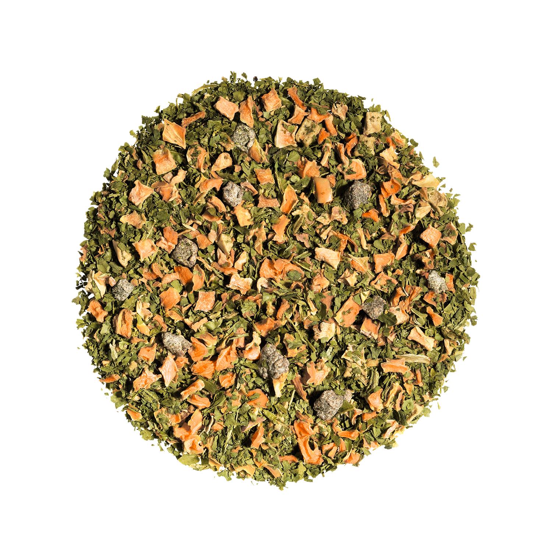 KUSMI TEA Green Mix Infusion bio - Légumes, fruits, poire Kusmi Tea