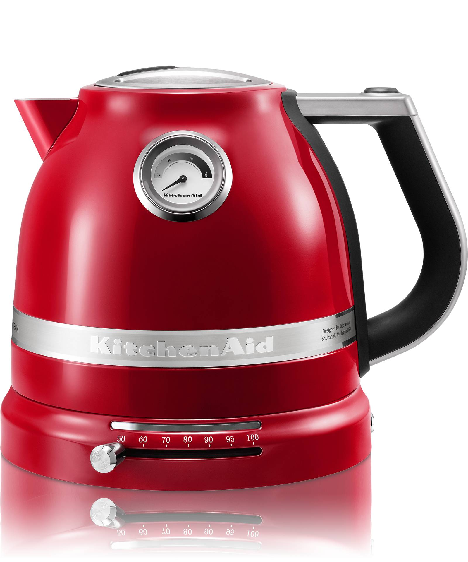 KUSMI TEA Bouilloire KitchenAid Artisan 1,5L électrique Kusmi Tea