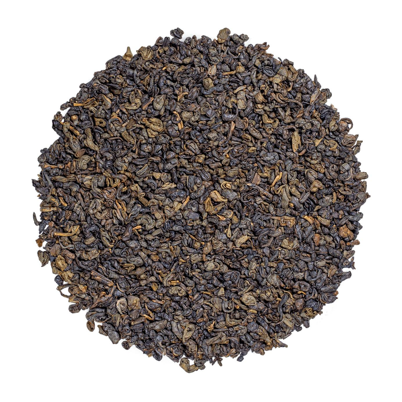 KUSMI TEA Thé vert Gunpowder bio - Thé vert de Chine - Kusmi Tea