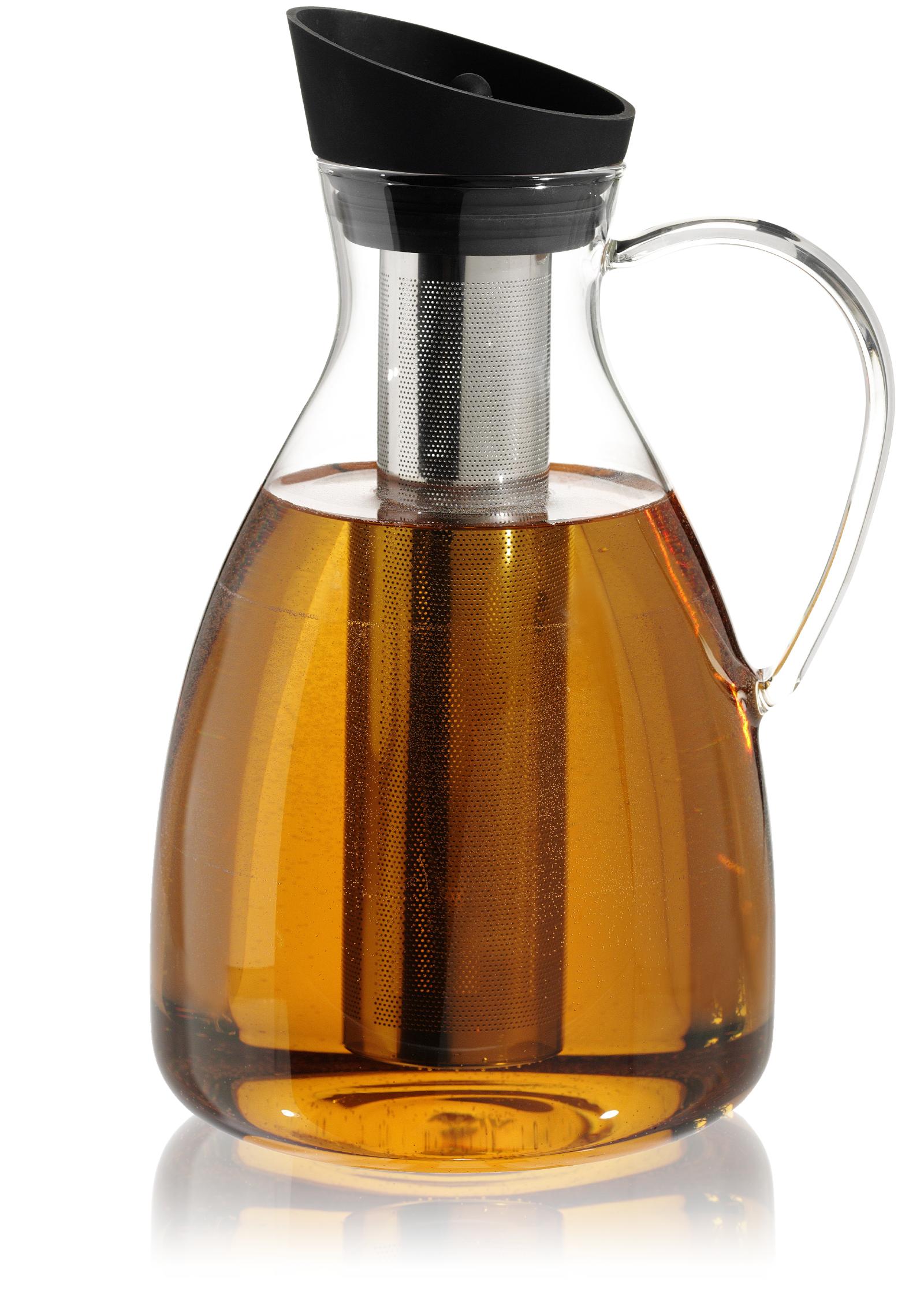 KUSMI TEA Carafe verre à thé glacé Kusmi Tea