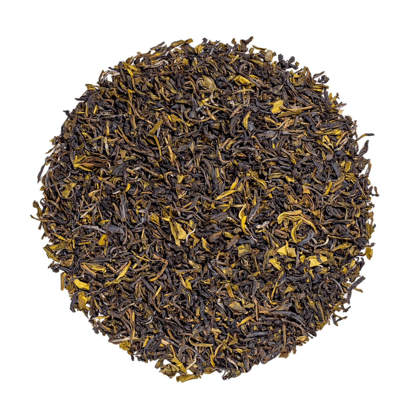 KUSMI TEA Darjeeling Vert bio - Thé vert d'Inde - Thé en vrac - Kusmi Tea