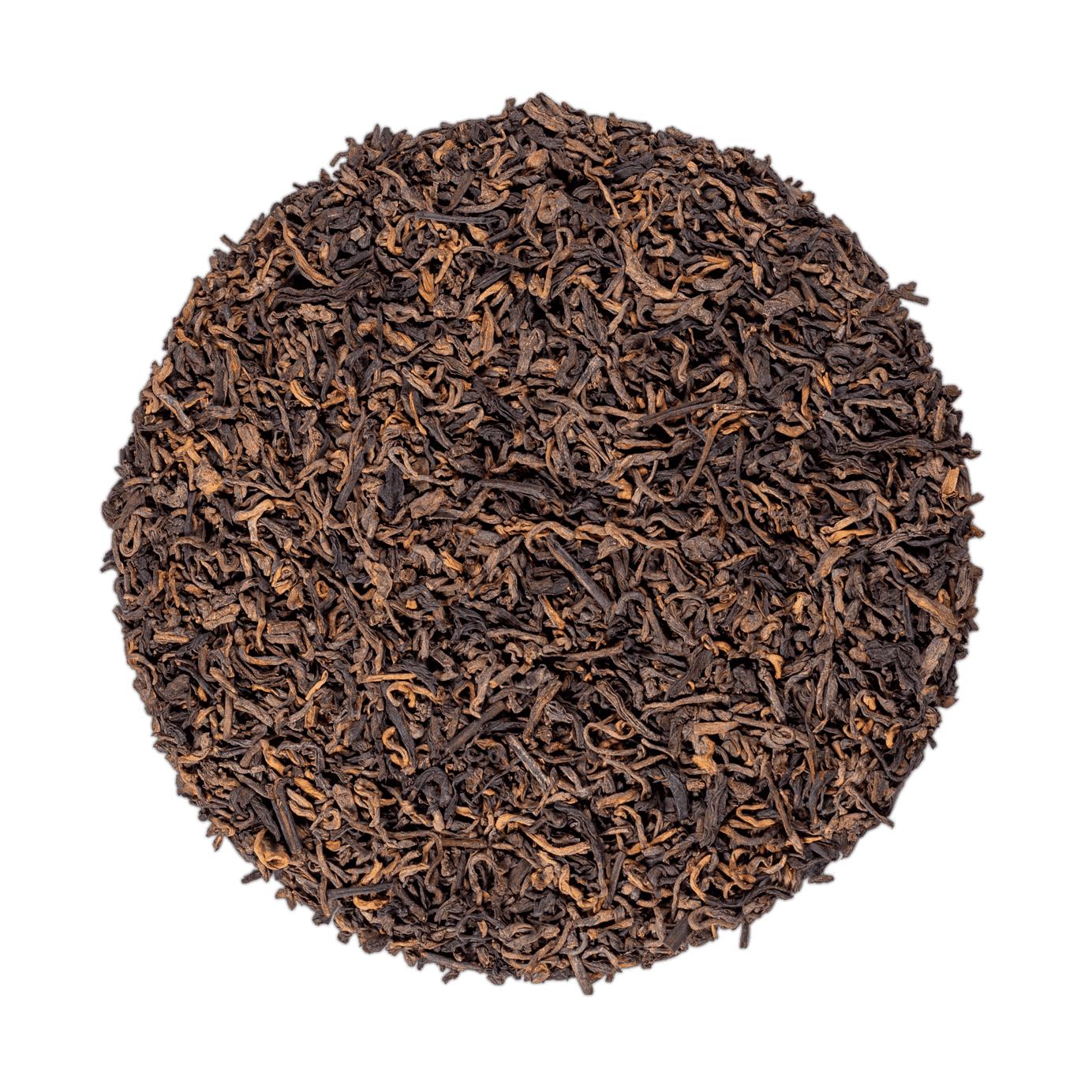 KUSMI TEA Pu Erh bio - Thé sombre fermenté de Chine - Kusmi Tea