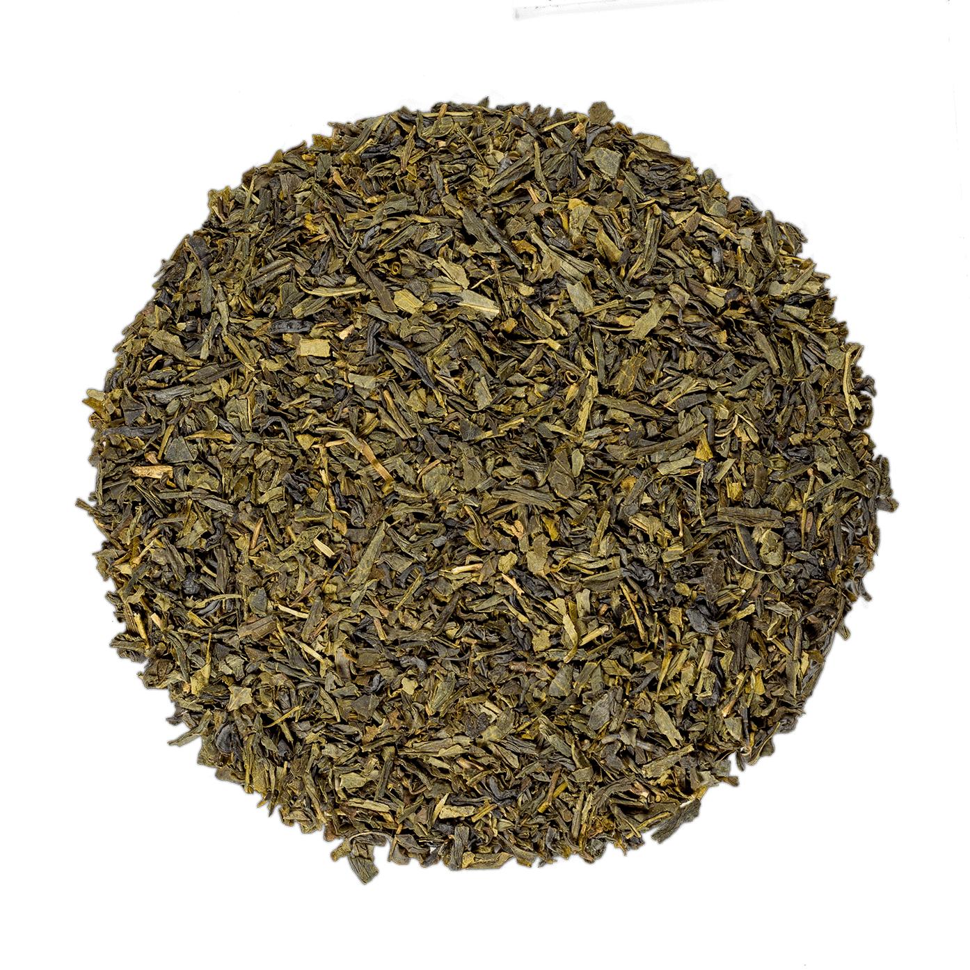 KUSMI TEA Vert Sencha bio - Thé vert grillé du Japon - Thé en vrac - Kusmi Tea