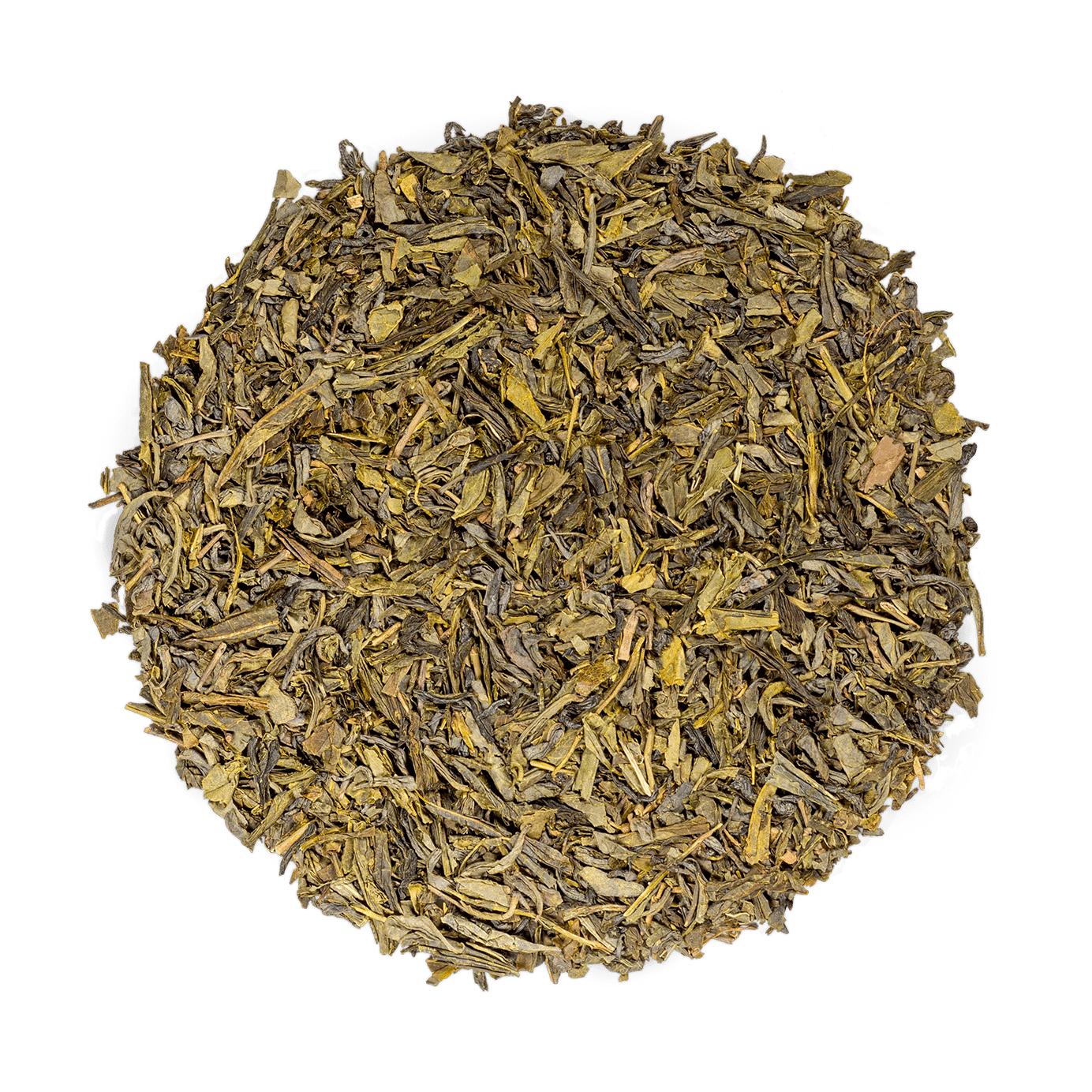 KUSMI TEA Vert rose bio - Thé vert à la rose - Thé en vrac - Kusmi Tea