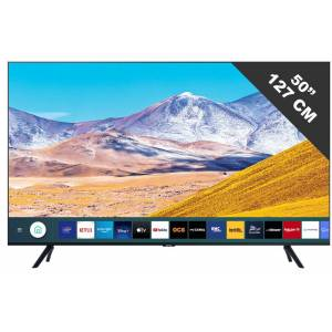 Samsung Tv-led-46-52-pouces SAMSUNG - UE 50 TU 8075 - Publicité
