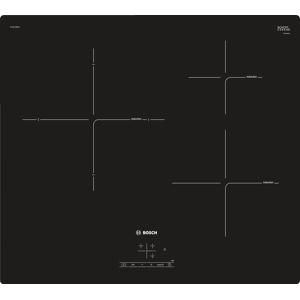 Bosch Plaque-induction BOSCH - PUJ611BB1E - 3 foyers - 3700 W avec Booster - Minuterie - 17 positions de cuisson - Publicité
