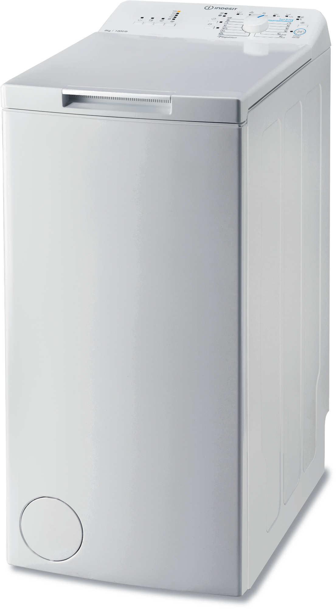 Indesit Lave-linge-top INDESIT - BTWL 60300 EUN