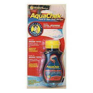 Aquachek rouge (brome) - Publicité