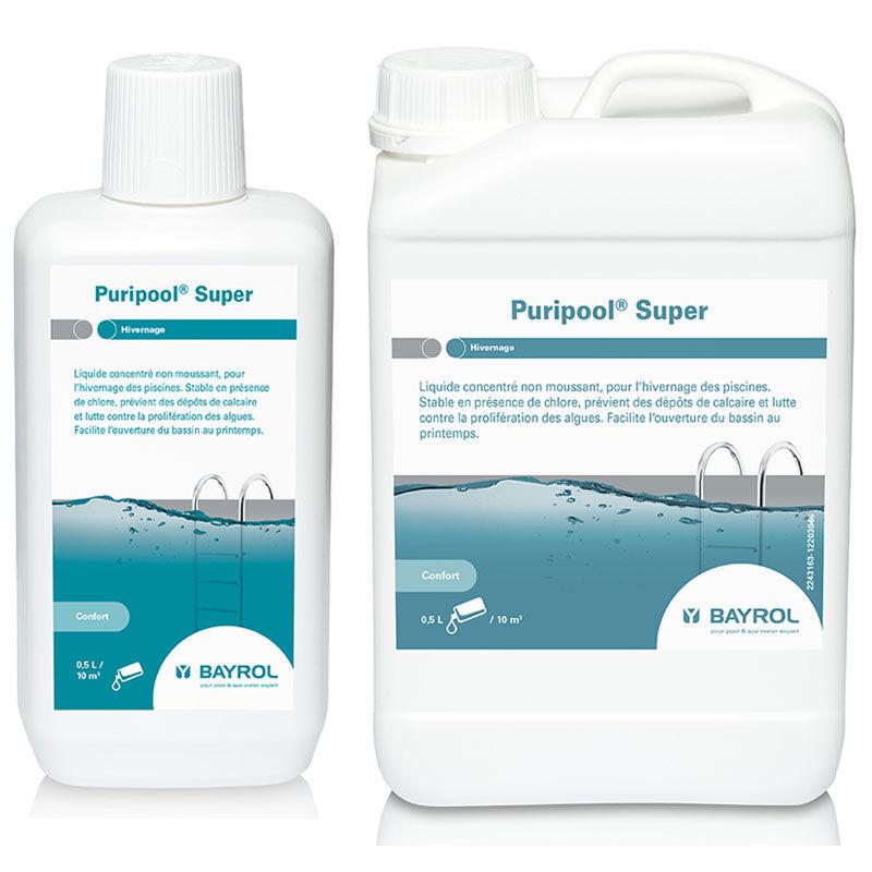 Bayrol Puripool Bayrol - produit d'hivernage Quantité - Bidon de 1 L