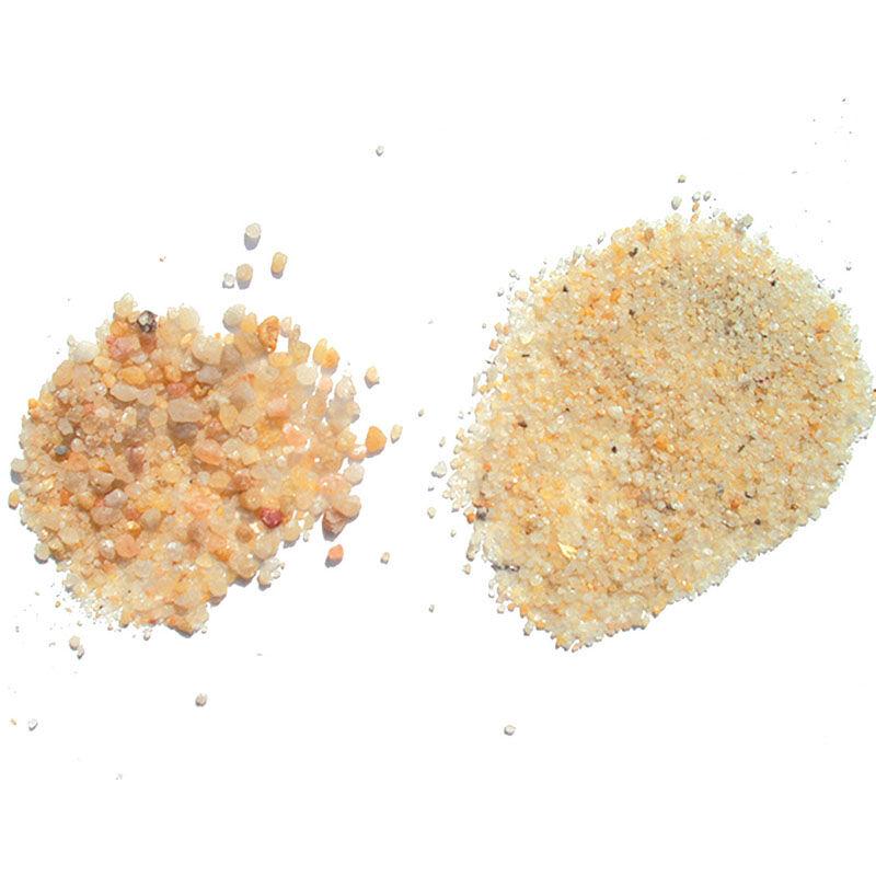 Azialo Sable de filtration Quantité - Sac de sable de 25kg (0,4-1,4mm)