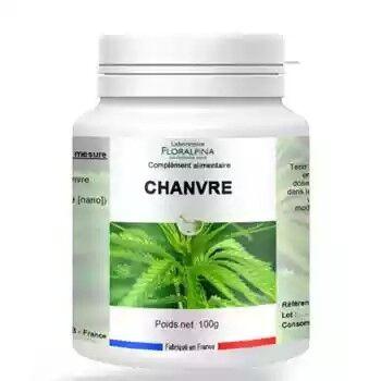 Laboratoire Floralpina Chanvre poudre 100g