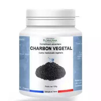 Laboratoire Floralpina charbon végétal granulés 100g