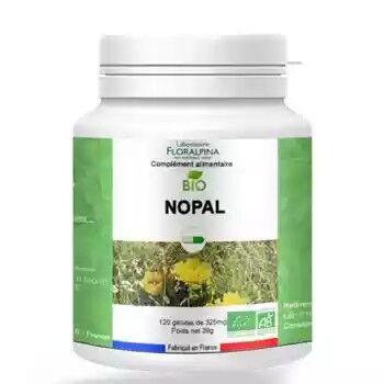 Floralpina Nopal bio 120 gélules