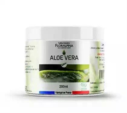 Floralpina Gel Aloe Vera BIO 89% 200ml