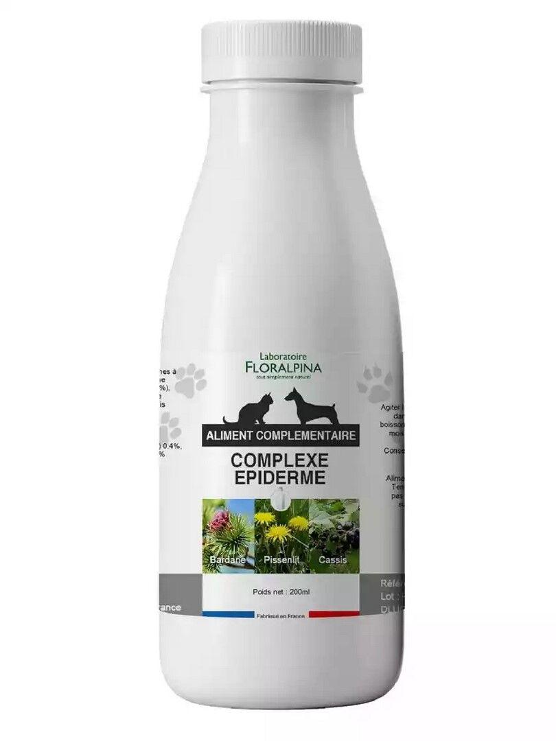 Floralpina Liquide complexe épiderme 200ml