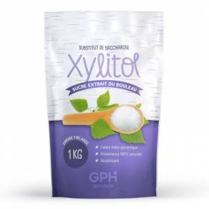SPN Xylitol en poudre - 1 kg - Publicité
