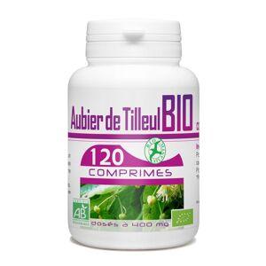 Bio Atlantic Aubier de Tilleul BIO - 400 mg - 120 comprimés - Publicité