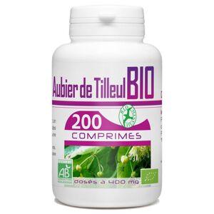 Bio Atlantic Aubier de Tilleul Bio - 400 mg - 200 Comprimés - Publicité