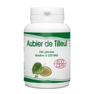 SPN Aubier de Tilleul Bio - 220 mg - 100 gélules - Publicité