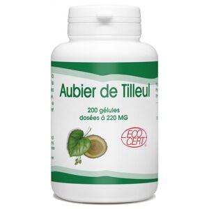 SPN Aubier de Tilleul Bio - 220 mg - 200 gélules - Publicité