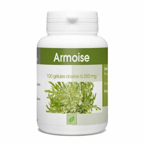 SPN Armoise - 250 mg - 100 gélules