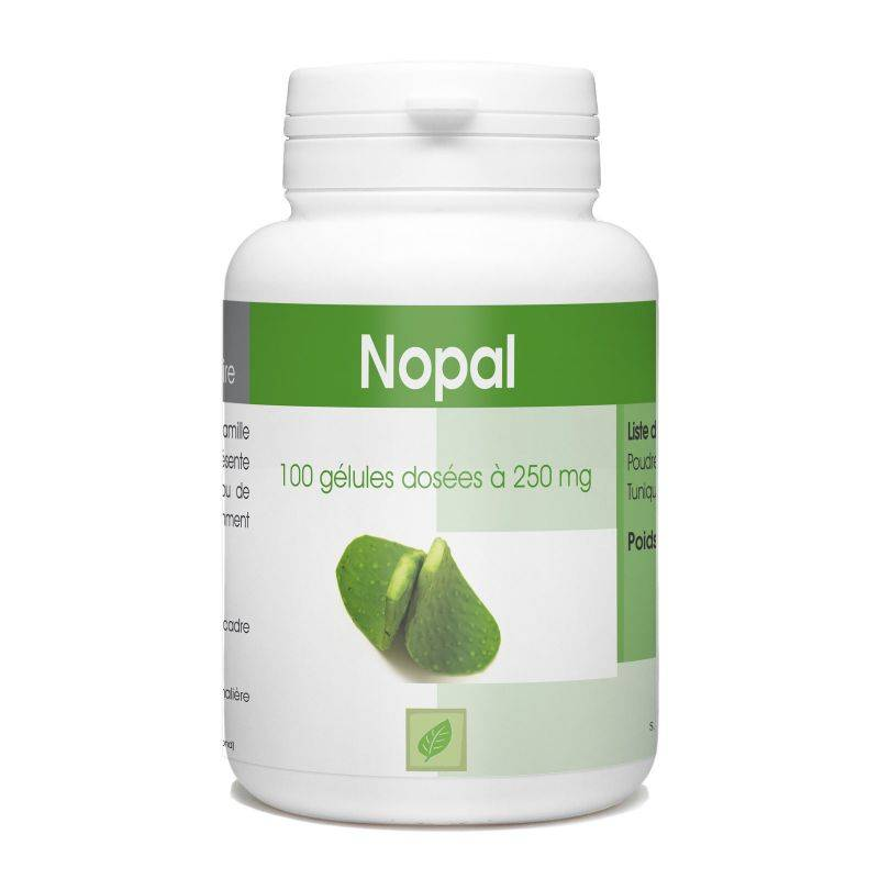SPN Nopal - 250 mg - 100 gélules