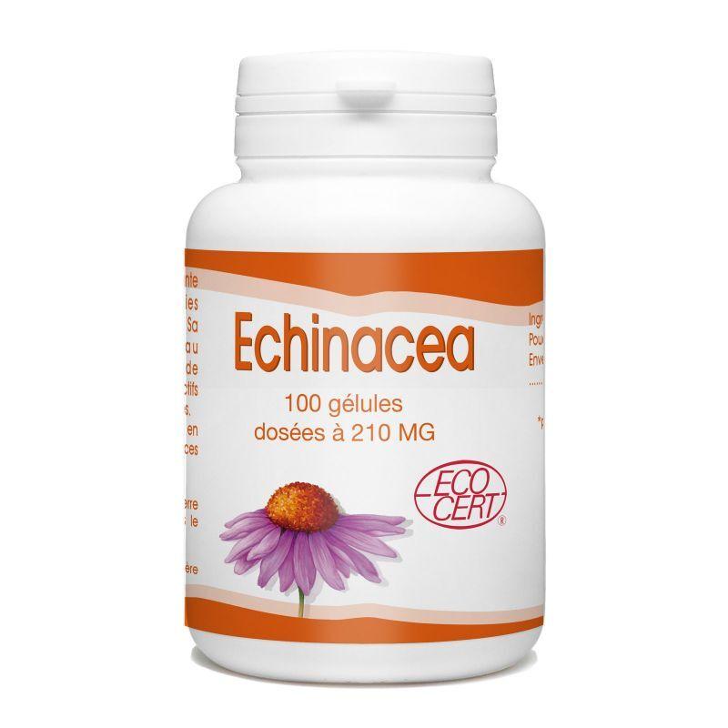 SPN Echinacéa Bio - 210 mg - 100 gélules