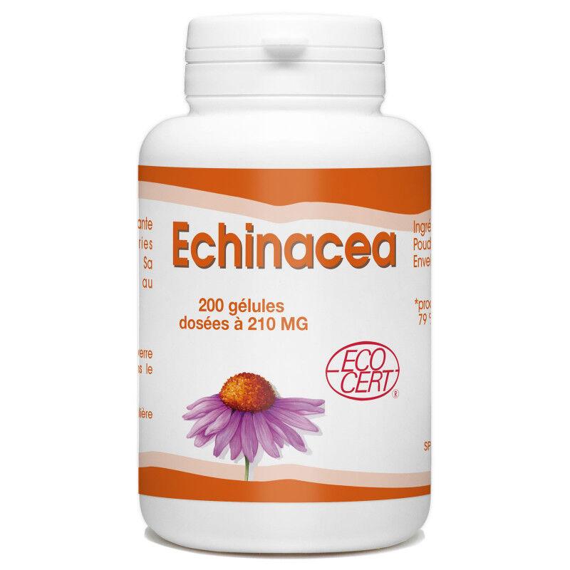 SPN Echinacéa Bio - 210 mg - 200 gélules