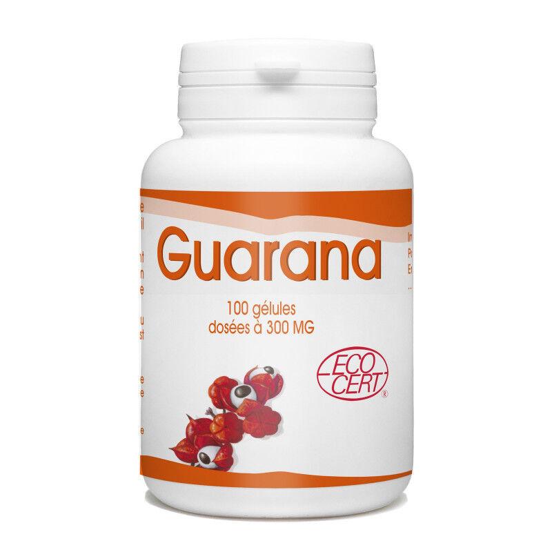 SPN Guarana Ecocert - 300 mg - 100 gélules
