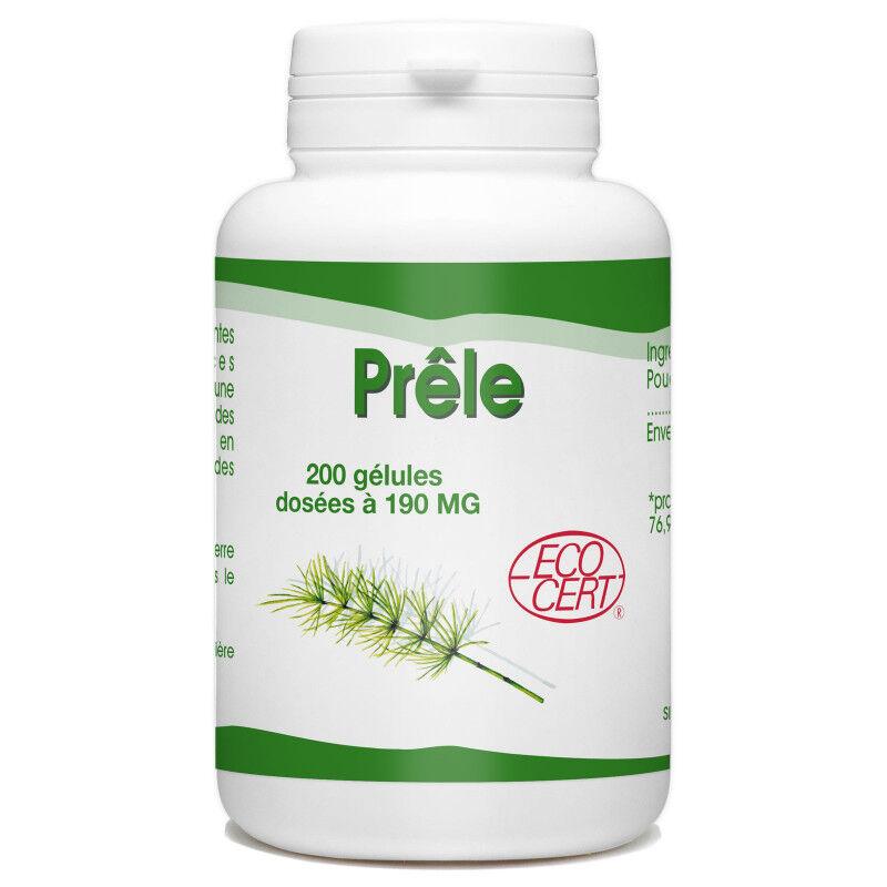 SPN Prêle Bio - 190 mg- 200 gélules