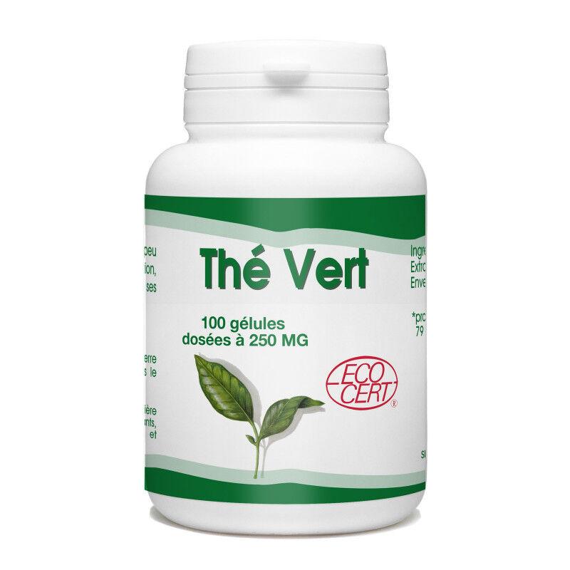 SPN Thé Vert Bio - 250 mg - 100 gélules