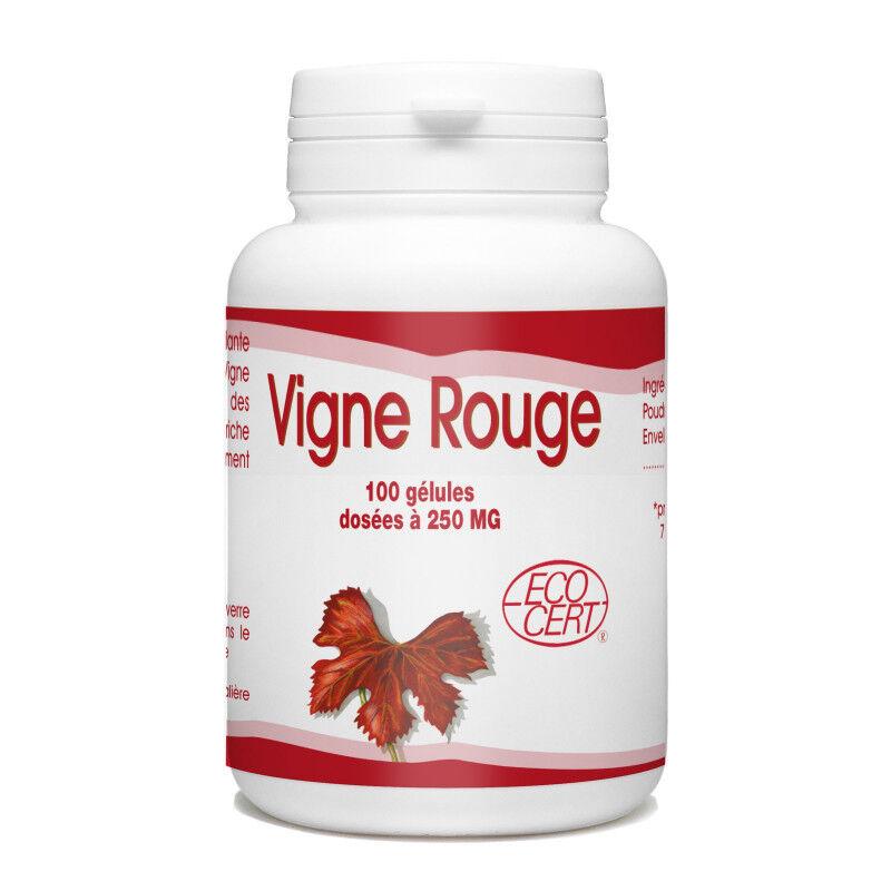 SPN Vigne Rouge Bio - 250 mg - 100 gélules