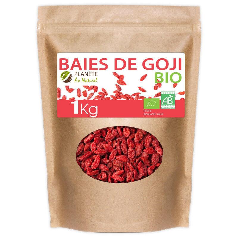 SANS PROMO Baies de Goji Bio - 1 kg
