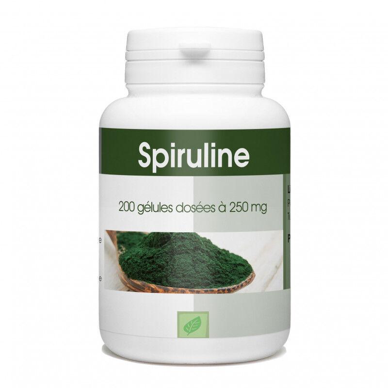 GPH Diffusion Spiruline - 250 mg - 200 gélules