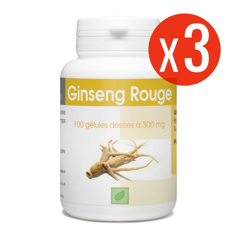 SPN Ginseng Rouge - 300 mg - 300 gélules