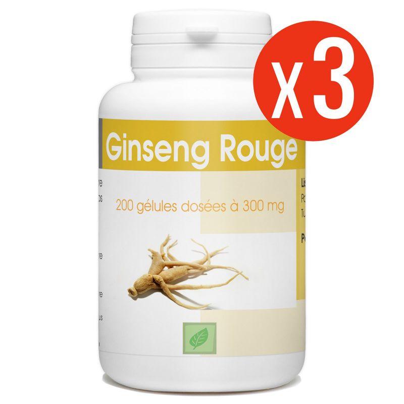 SPN Ginseng Rouge - 300 mg - 600 gélules