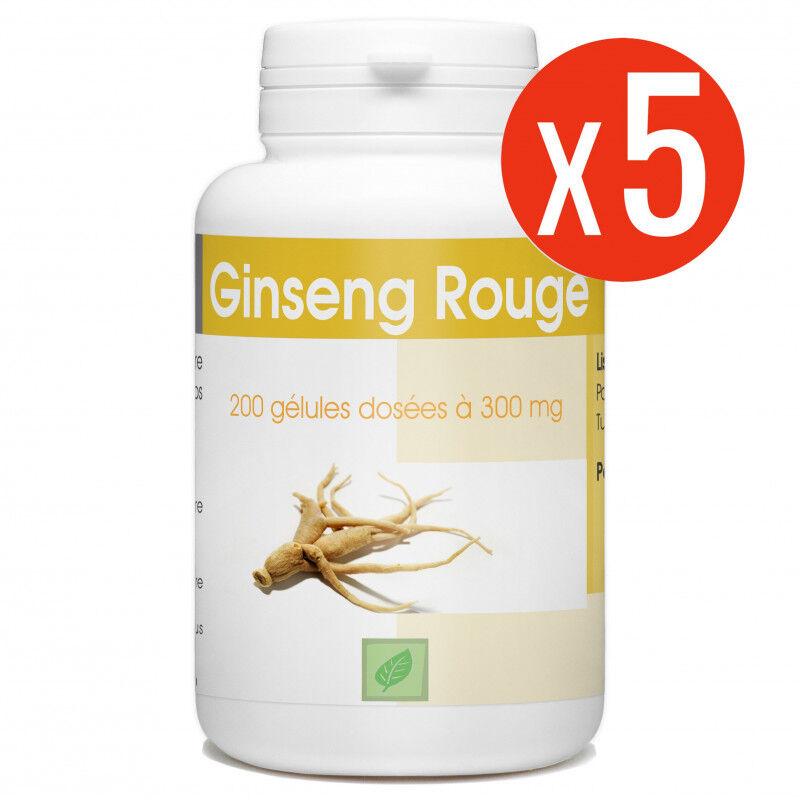 SPN Ginseng Rouge - 300 mg - 1000 gélules
