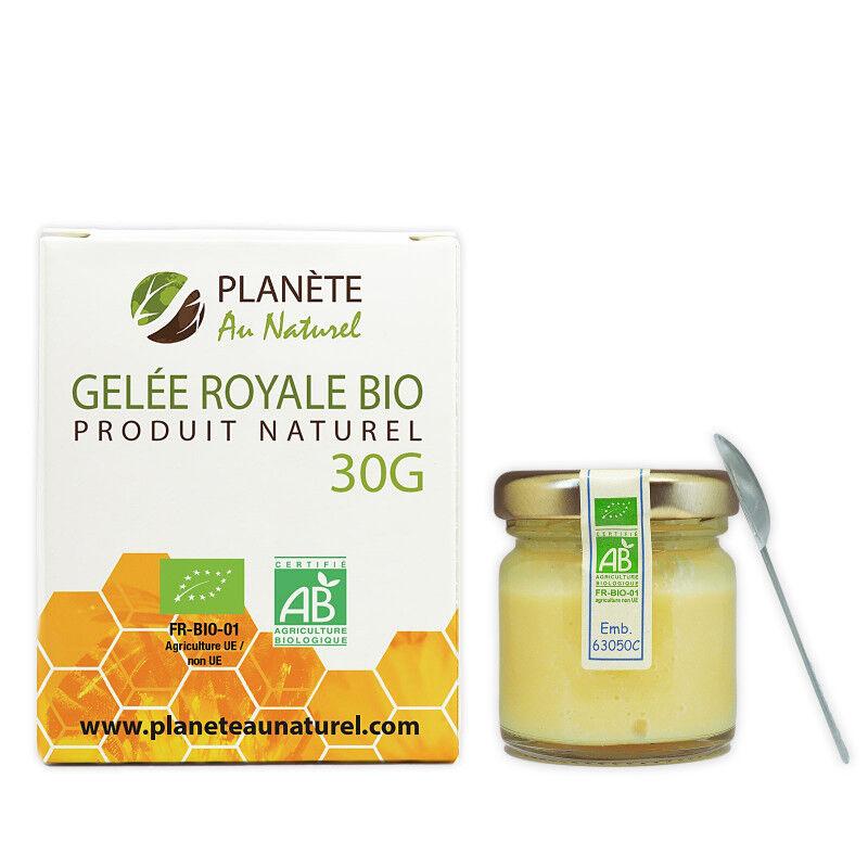 Planète au Naturel Gelée Royale Bio - 30 g
