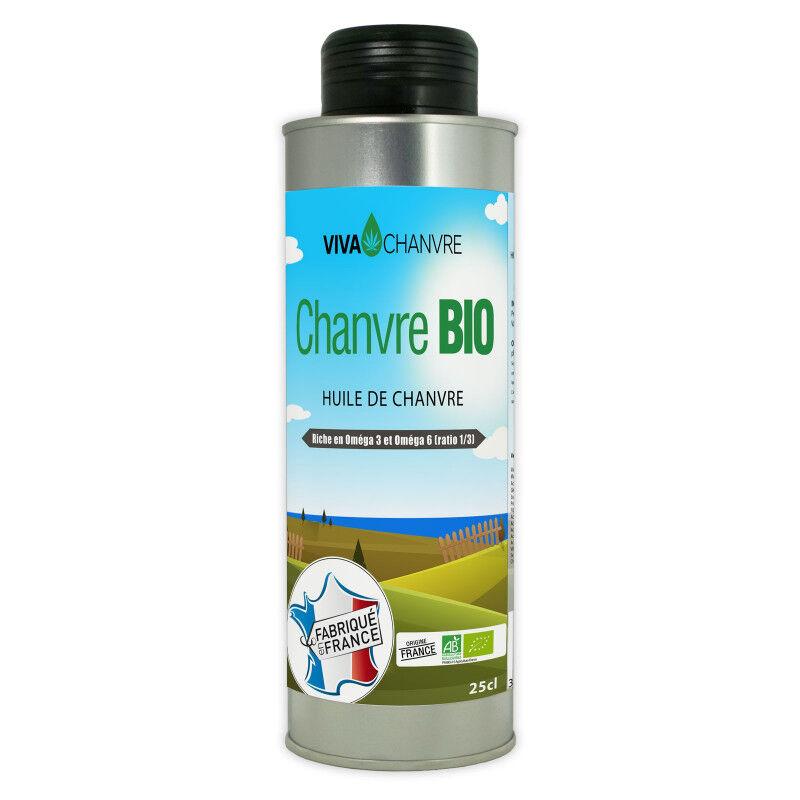 VivaChanvre Huile de Chanvre Bio - 250 ml