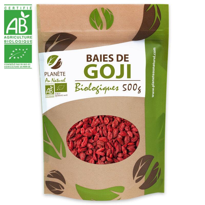 SANS PROMO Baies de Goji Bio - 500 g - Région Tibetaine