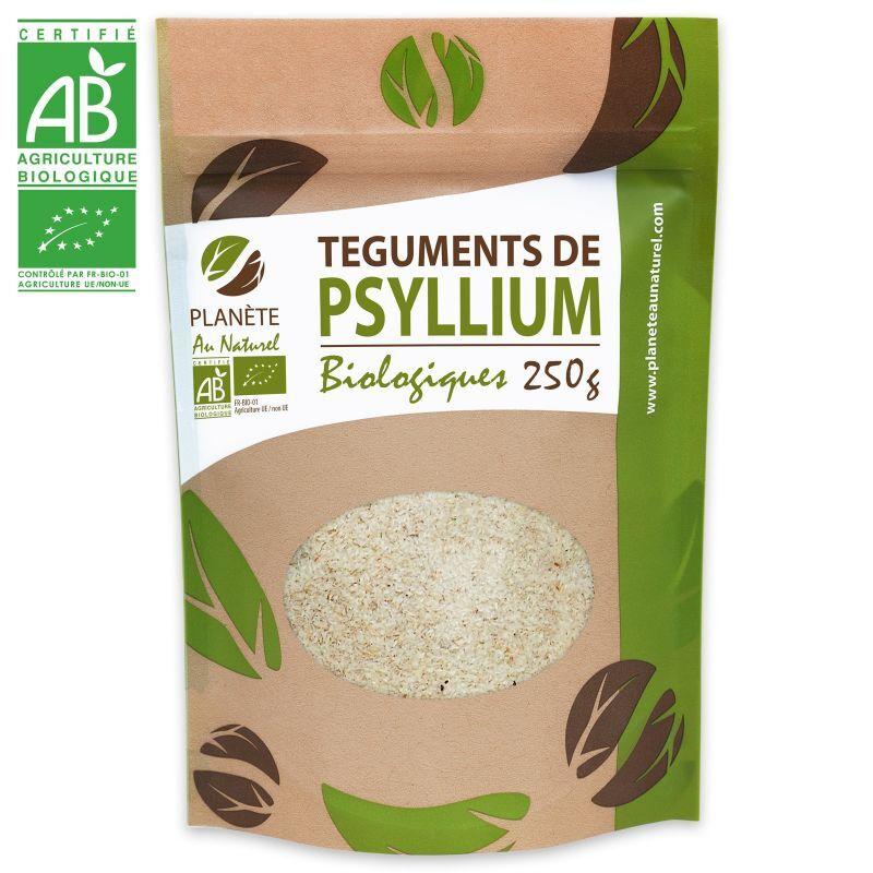 Planète au Naturel Psyllium Blond Bio - 250 g