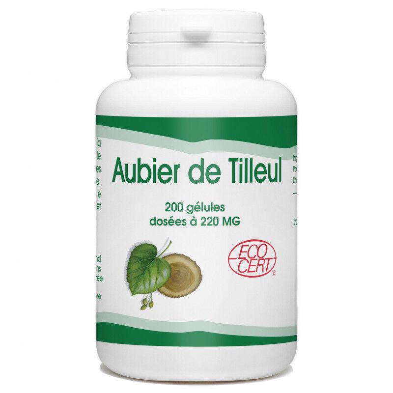 SPN Aubier de Tilleul Bio - 220 mg - 200 gélules