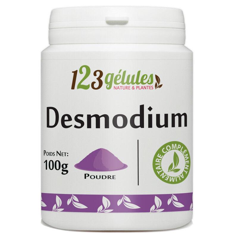 123gelules Desmodium - 100 g de poudre