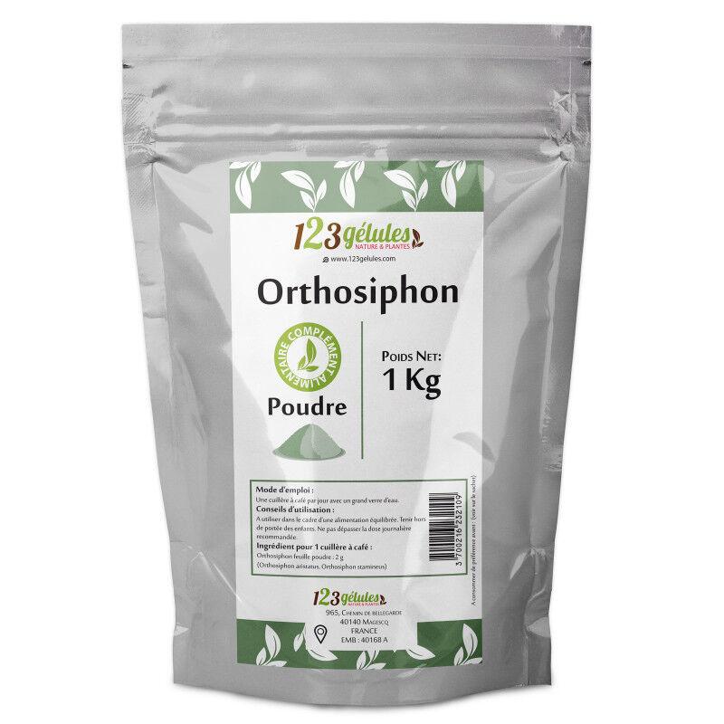 123gelules Orthosiphon - Poudre 1 kg