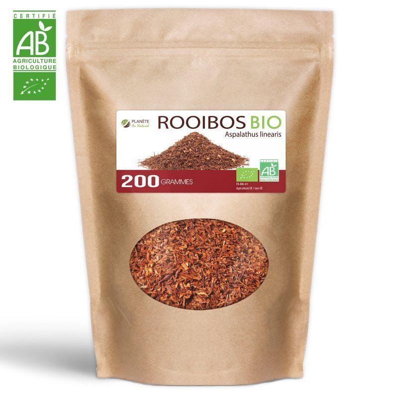 Planète au Naturel Rooibos Bio (Thé Rouge) - 200 g