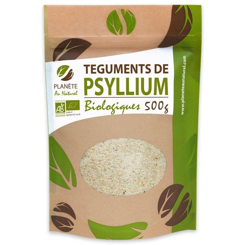 Planète au Naturel Psyllium Bio (téguments) - 500 g