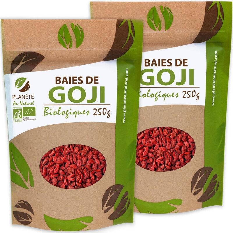 SANS PROMO Baies de Goji Bio - 500 g