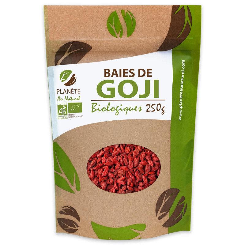 SANS PROMO Baies de Goji Bio - 250 g