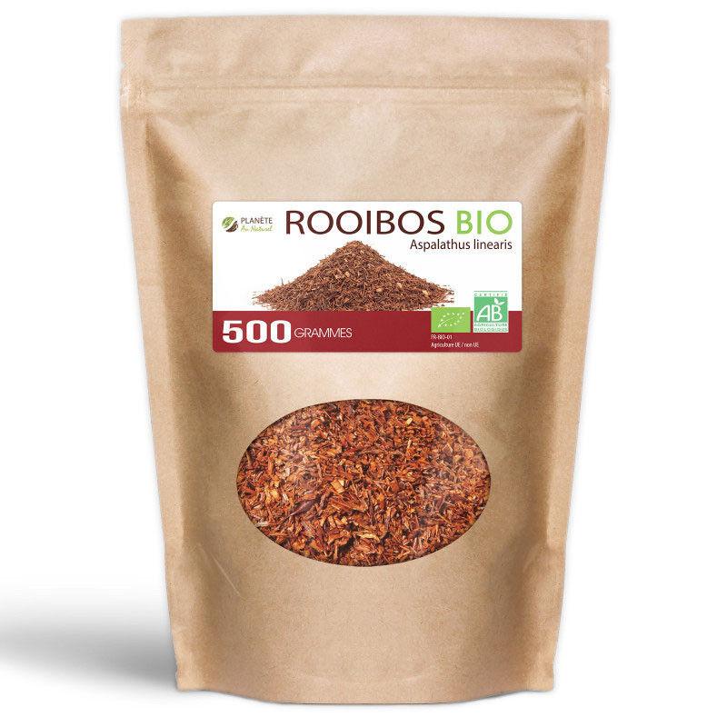 Planète au Naturel Rooibos Bio (Thé Rouge) - 500 g